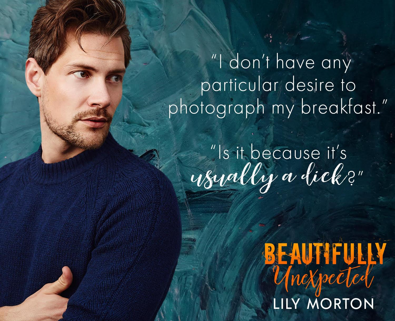 Beautifully Unexpected by Lily Morton Teaser 1