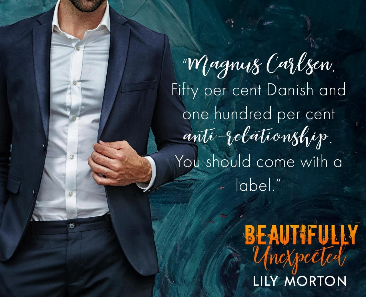 Beautifully Unexpected by Lily Morton Teaser 2
