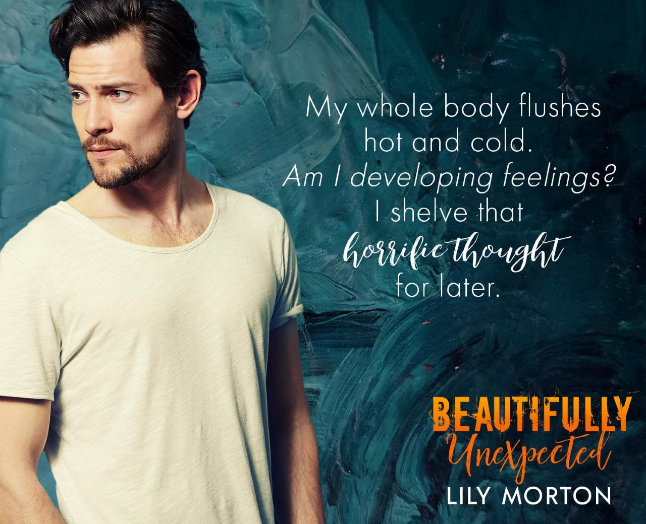 Beautifully Unexpected by Lily Morton Teaser 3