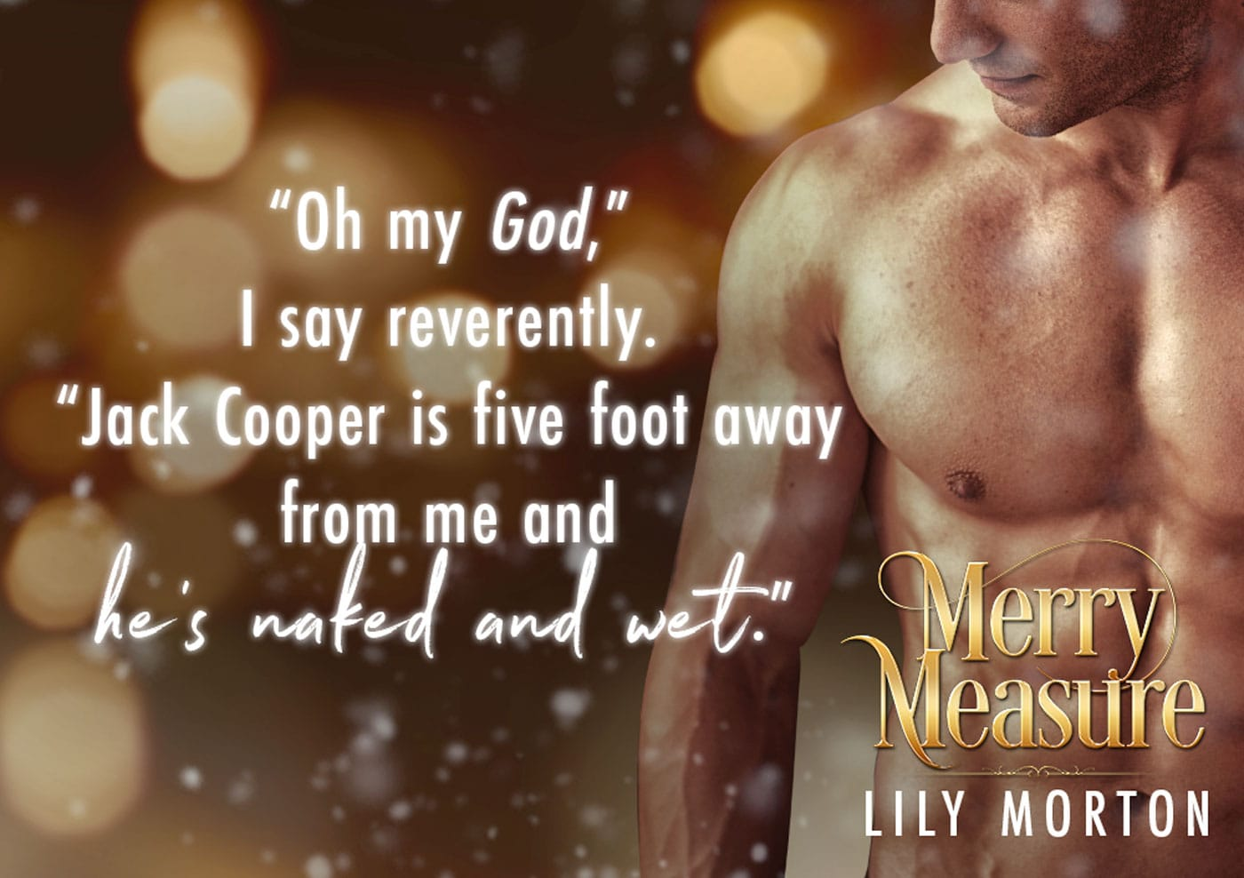 Merry Measure By Lily Morton Teaser # 2