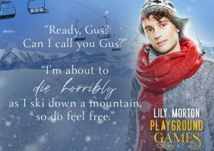 Playground Games by Lily Morton Teaser #1