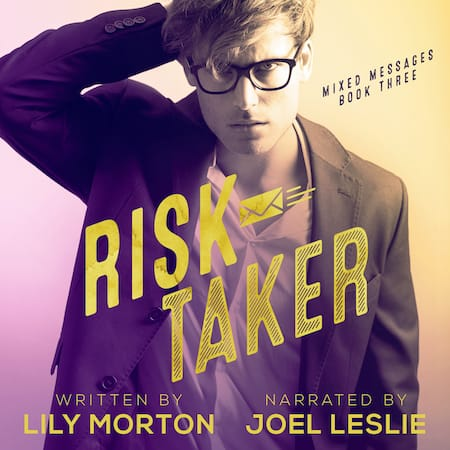 Risk Taker by Lily Morton Audiobook