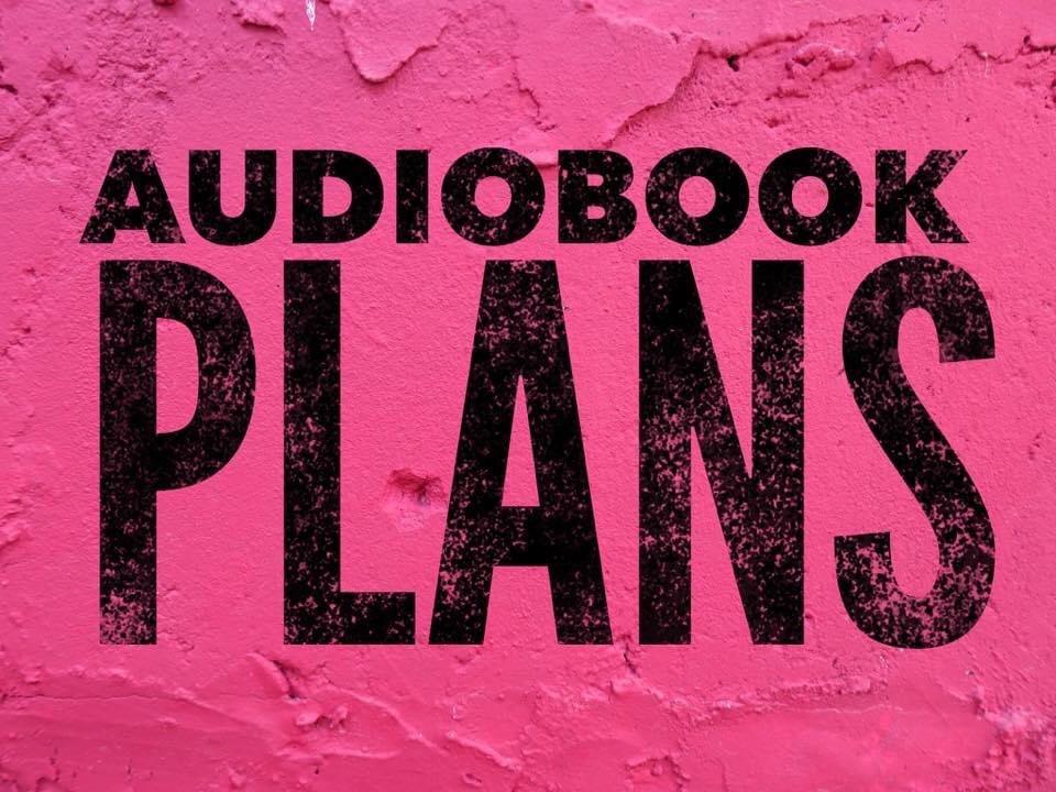 2021 Audiobook Plans